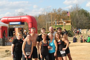 Saturday's Jungle Cup CFD contingent.  Lots of fun for all!  Consider joining us next time!