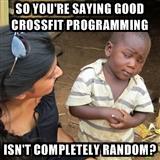 NoRandomProgramming
